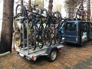 Calabria Bike Resort shuttle